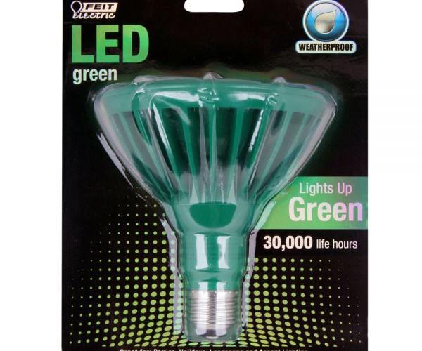 Green-PAR38-LED
