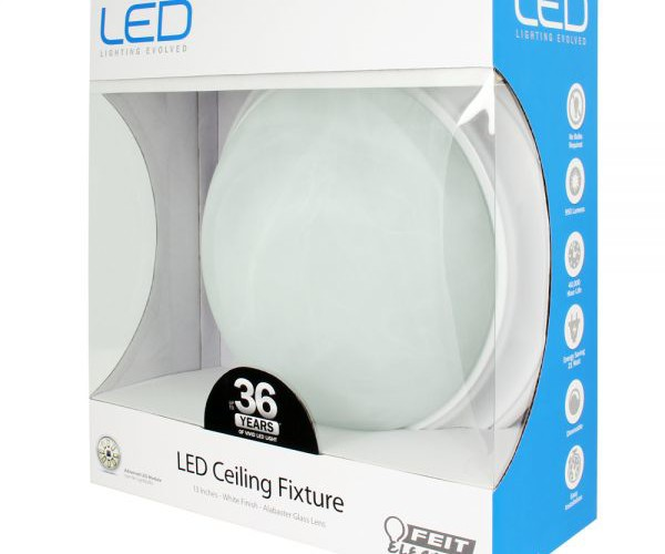 White-Warm-White-13-Inch-LED-Ceiling-Fixture