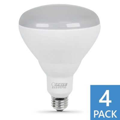 1400 Lumen 2700K Dimmable LED BR40