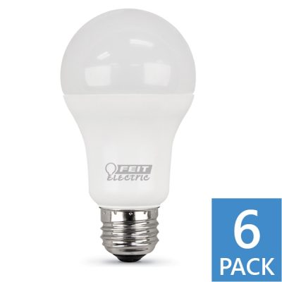 1500 Lumen 3000K LED A19